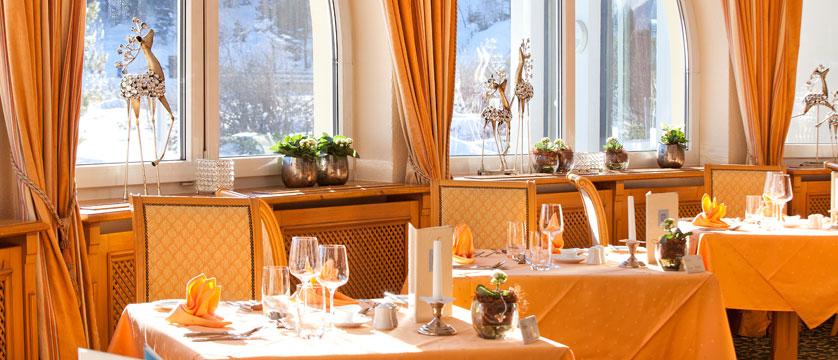 Hotel Seespitz, Seefeld, Austria - Restaurant interior.jpg